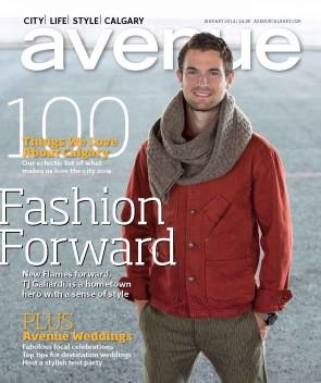 Avenue Magazine January 2011