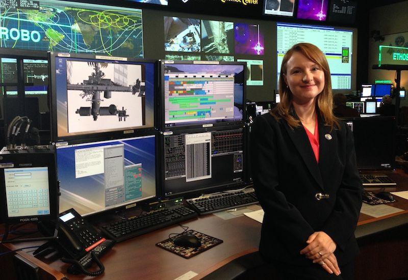 Laura Lucier NASA University of Calgary
