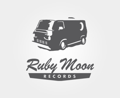 Ruby Moon Records Identity